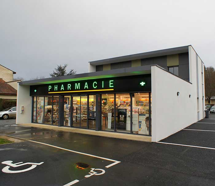 Pharmacie à Lalinde