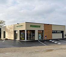 Pharmacie-Rouffignac