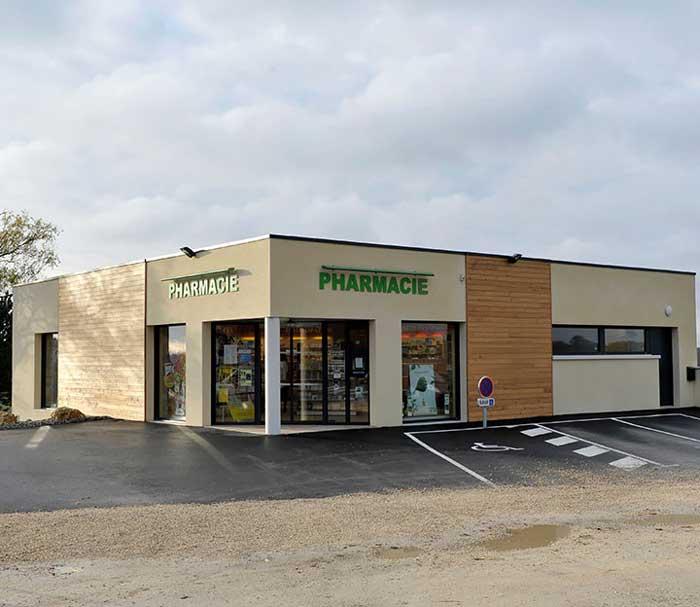 Pharmacie à Rouffignac