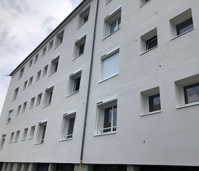 Rénovation immeuble de Périgueux